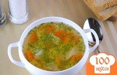Фото рецепта: «Суп картофельный с мясом»