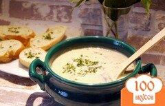 Фото рецепта: «Грибной суп с сыром»