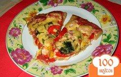 Фото рецепта: «Пицца по итальянски»