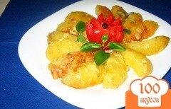 Фото рецепта: «Пятиминутный завтрак»