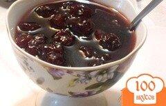 Фото рецепта: «Варенье вишневое без косточек»