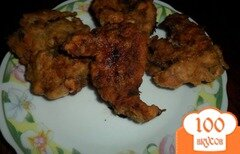 Фото рецепта: «Печень в кляре»