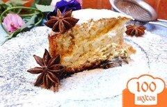 Фото рецепта: «Простой ванильный пирог»