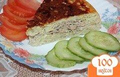 Фото рецепта: «Картофельно-мясная запеканка в мультиварке»