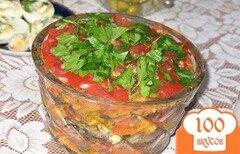 Фото рецепта: «Баклажаны по-дунгански»