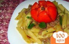 Фото рецепта: «Оригинальные макароны по-флотски»
