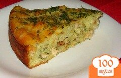 Фото рецепта: «Куриный пирог»