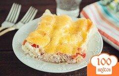 Фото рецепта: «Каннеллони с куриным фаршем»