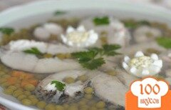 Фото рецепта: «Заливная рыба с желатином»