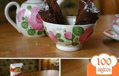 Фото рецепта: «Шоколадный кекс за 5 минут»