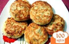 Фото рецепта: «Сырники закусочные»