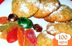 Фото рецепта: «Медовые печенья»