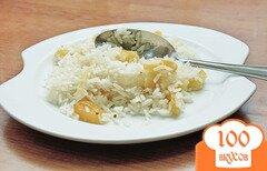 Фото рецепта: «Гарнир «Рис по-восточному»»
