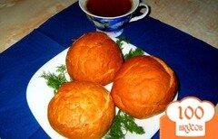 Фото рецепта: «Венгерские бутерброды»