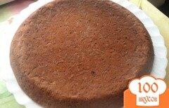 Фото рецепта: «Шоколадный кекс с кабачком»