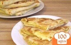 Фото рецепта: «Хачапури без дрожжей»