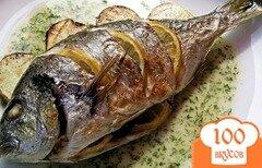 Фото рецепта: «Рыба в фольге на гриле»
