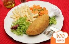 Фото рецепта: «Котлеты по-киевски в мультиварке»