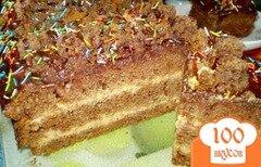 """Фото рецепта: «Торт """"Ириска""""»"""