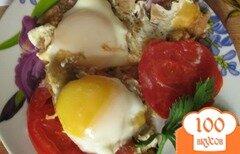Фото рецепта: «Быстрый завтрак»