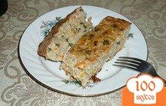 Фото рецепта: «Запеканка из фарша с рисом и морковью»