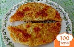 Фото рецепта: «Пирожки с грибами и рисом»
