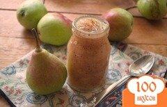 Фото рецепта: «Домашнее варенье из груш с маком за 40 минут»