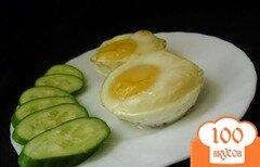 Фото рецепта: «Маффины -яичница»