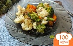 Фото рецепта: «Салат с брокколи»