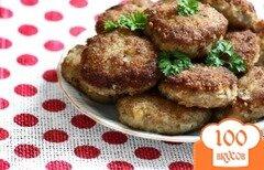Фото рецепта: «Котлеты из фарша говядины»