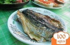 Фото рецепта: «Филе скумбрии на мангале»