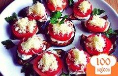 Фото рецепта: «Закусочные баклажаны»