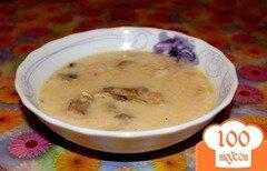 Фото рецепта: «Куриный сырный суп»