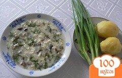 Фото рецепта: «Суп из соленых грибов»