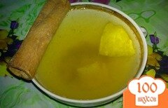 Фото рецепта: «Компот из апельсина»