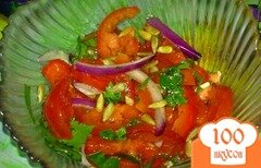 Фото рецепта: «Салат из помидор»