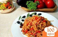 Фото рецепта: «Локшина с овощами»