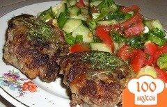 Фото рецепта: «Вкусные мясные котлеты»