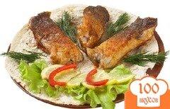 Фото рецепта: «Шашлык из рыбы сазан»