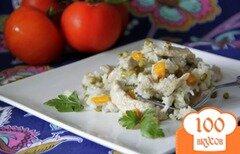 Фото рецепта: «Плов с рисом и машем»