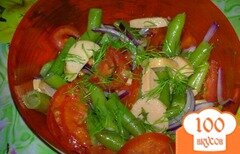 Фото рецепта: «Салат со спаржей»