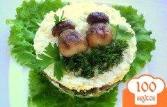 Фото рецепта: «Салат «Боровички»»
