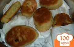 Фото рецепта: «Пирожки с солеными грибами»