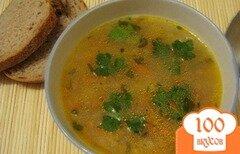 Фото рецепта: «Суп из сушеных грибов белых»