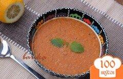 Фото рецепта: «Суп-пюре из чечевицы»