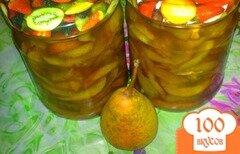 Фото рецепта: «Варенье из груш с имбирем и ванилином»