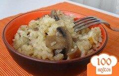 Фото рецепта: «Плов с грибами и мясом»