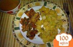 Фото рецепта: «Свинина в остром маринаде»
