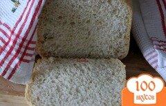 Фото рецепта: «Финский овсяный хлеб»