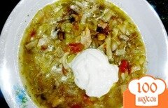 Фото рецепта: «Суп-лапша с грибами»